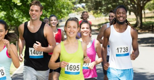 5 reasons to run a marathon