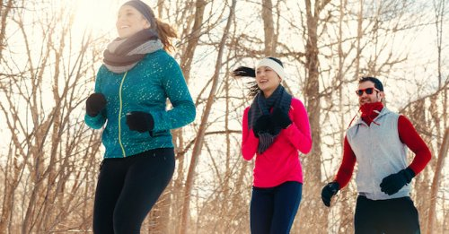 5 Tips for a great winter workout