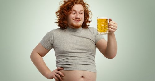 How to lose the beer belly!