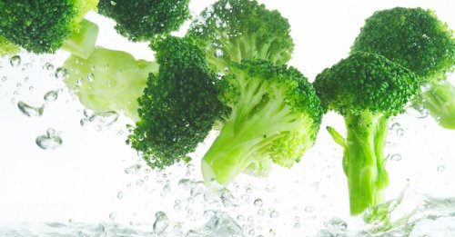 Thirsty? Knock back a pint of broccoli!