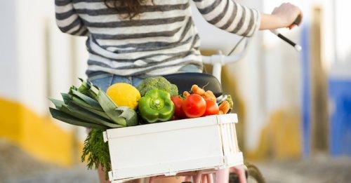 More fruit & veg?