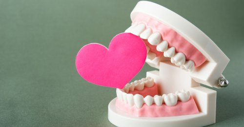 Brush your teeth for a healthy heart