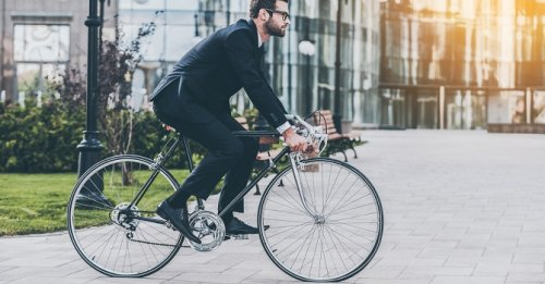 Pedal power improves your life cycle