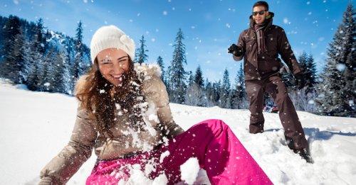 Snowy fitness