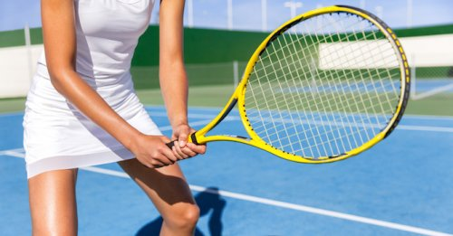 Tennis fit in ten minutes