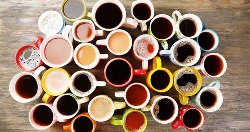 Caffeine - how much?