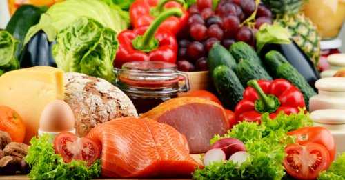 Less meat, more veg
