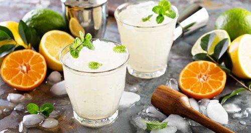 5 low sugar cocktails