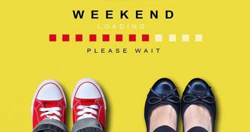 Weekend warning